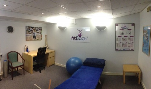 hydro physiotherapy harrogate